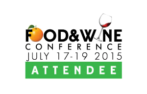Food & Wine Conference Attendee