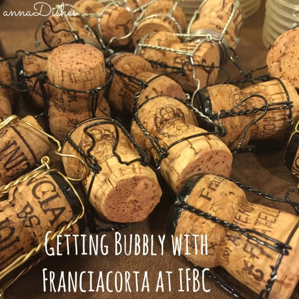 Getting Bubbly at IFBC